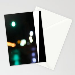 Night Drives Stationery Cards