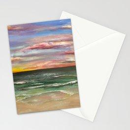 Emerald Coast Sunset Stationery Cards
