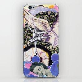 Please Angel iPhone Skin