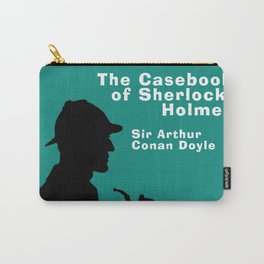 Casebook of Sherlock Holmes Book Cover Carry-All Pouch