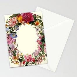 "Johannes van Bronckhorst ""A Wreath of Various Flowers"" Stationery Cards"
