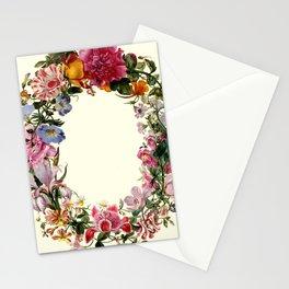 "Johannes van Bronckhorst ""A Wreath of Various Flowers"" Stationery Cards"
