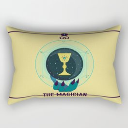 THE MAGICIAN Rectangular Pillow