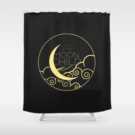 moonchild Shower Curtain
