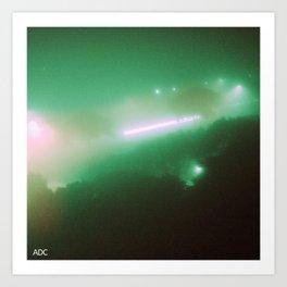Green #01 Art Print