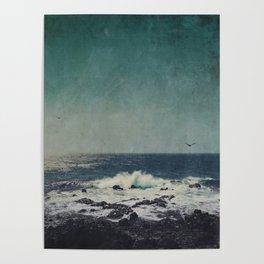 emerAld oceAn Poster
