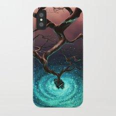 Let it grow iPhone X Slim Case