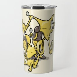 Pokémon - Number 63, 64 & 65 Travel Mug