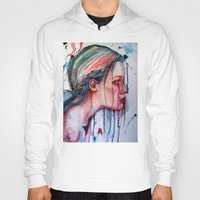 agnes Hoodies featuring The Redemption of Agnes McFee (VIDEO IN DESCRIPTION!) by Olga Noes