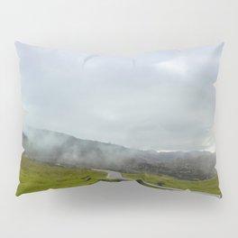 Winding road Pillow Sham