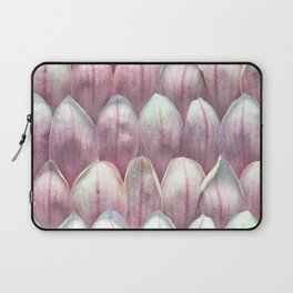 Magnolia Blossom in Blush Laptop Sleeve