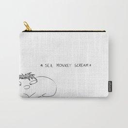 seamonkey scream Carry-All Pouch