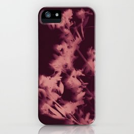botanical iPhone Case
