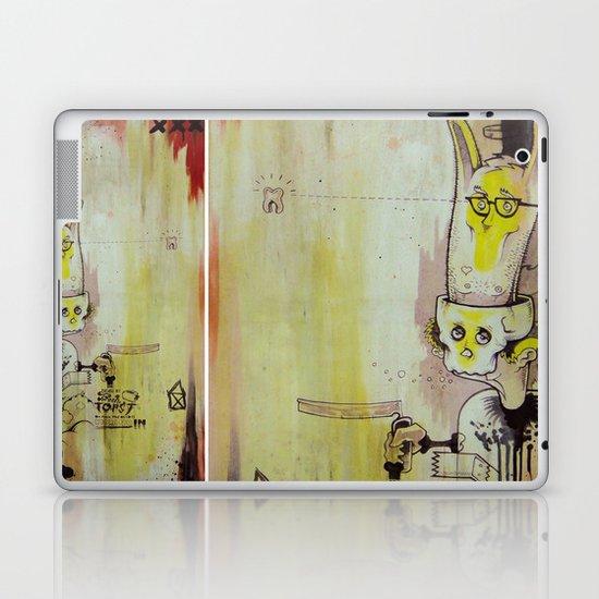 Deathy By Fresh Toast Laptop & iPad Skin