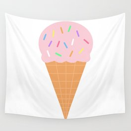 Ice Cream Wall Tapestry