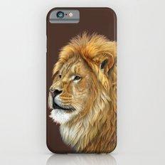 Big Lion iPhone 6 Slim Case