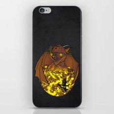 The Fire. iPhone & iPod Skin
