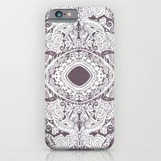 Pumpkin Artwork Slim Case iPhone 6s