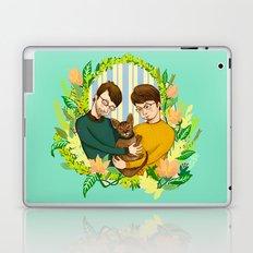 One Happy Family Laptop & iPad Skin
