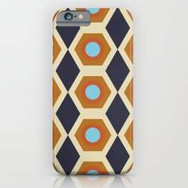 Gain Your Inner Power Pattern iPhone Case