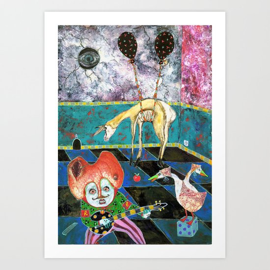 Special Room XIII Art Print