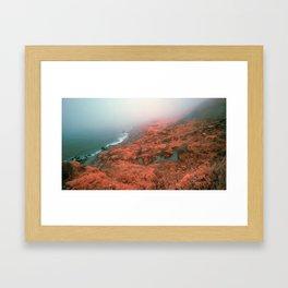 North Baker Beach Framed Art Print