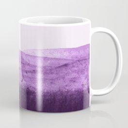Amethyst Watercolor Crush Coffee Mug