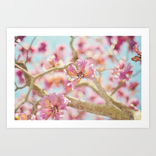 Sweet Sunshine Art Print