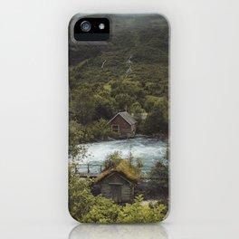 Cabins iPhone Case