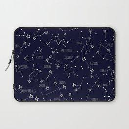 Space horoscop Laptop Sleeve