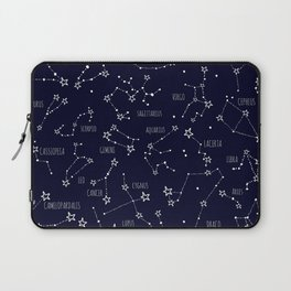 Space horoscop Laptop Sleeve