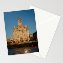 The Liver Building Stationery Cards