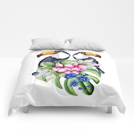 Toucans Comforters
