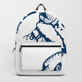 Sergeant Fluff n Feathers Backpack