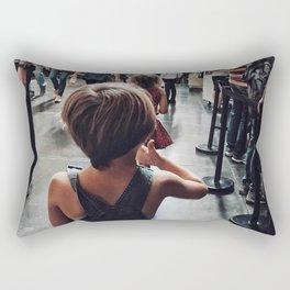 Lost boy II Rectangular Pillow