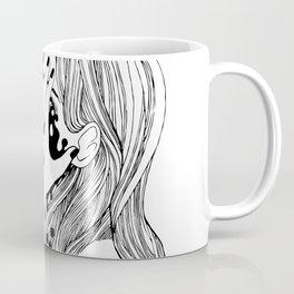 Crying girl Coffee Mug