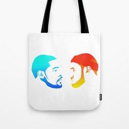 NBA Finals Tote Bag