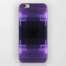 Shades of Purple iPhone & iPod Skin