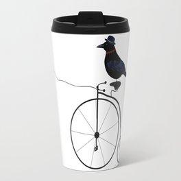 Lazy Raven Travel Mug