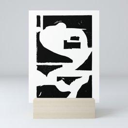 Dancing Spaces 4 Mini Art Print