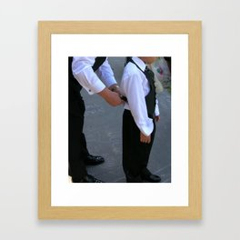 From Generation To Generation Framed Art Print