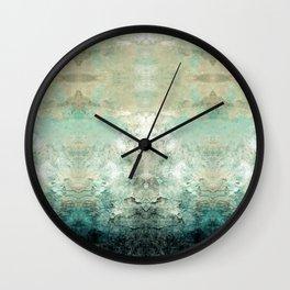 HEAVENLY ABSTRACTION III-B Wall Clock
