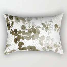 Botanical Catalogue 2 Rectangular Pillow