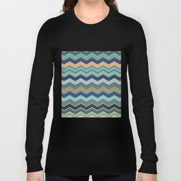 Colorful Wave II Long Sleeve T-shirt