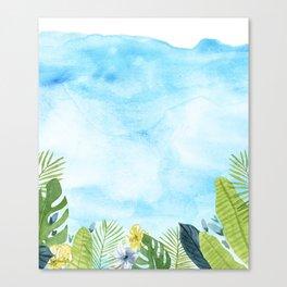 Succ Canvas Print