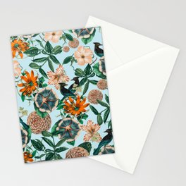 Forest Birds #nature #tropical Stationery Cards