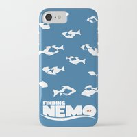 finding nemo iPhone & iPod Cases featuring Finding Nemo by Citron Vert
