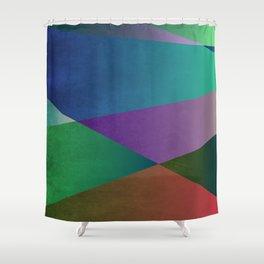 GRAD III Shower Curtain