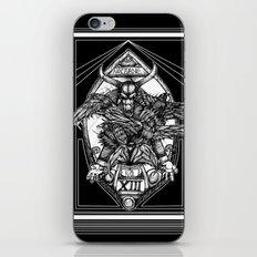 Catharsis iPhone & iPod Skin