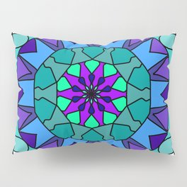 very detailed and easily editable Pillow Sham